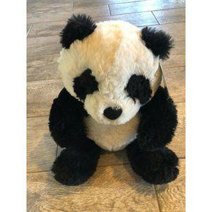 NWT Kohls Cares Wherever You Plush Panda Bear
